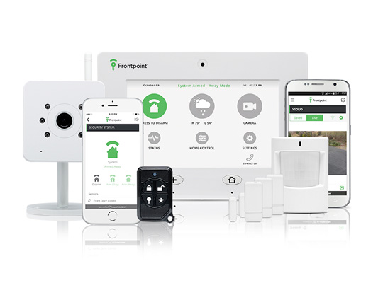 Frontpoint Wireless Home Security Systems